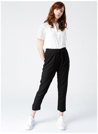 U.S. Polo Assn. U.S. Polo Assn. Kadın Siyah Pantolon Siyah